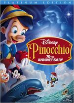 13. Pinocchio (1940) (Platinum Edition 2-Disc DVD)