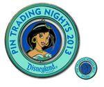 DLR - Disney Pin Trading Night 2013 - Jasmine