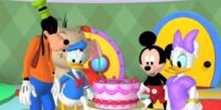 Minnie's Birthday
