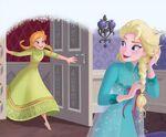 Frozen Spring Fever 6