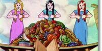 Mrs Ham, Shem and Japeth