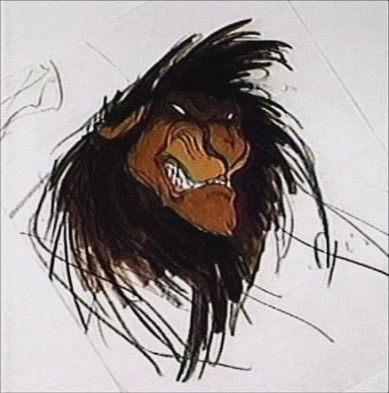 File:Scar Concept Art - Scar as a Rouge Lion.jpg