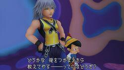 Riku Pinochio Hdmix