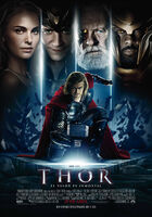Thor Official Poster
