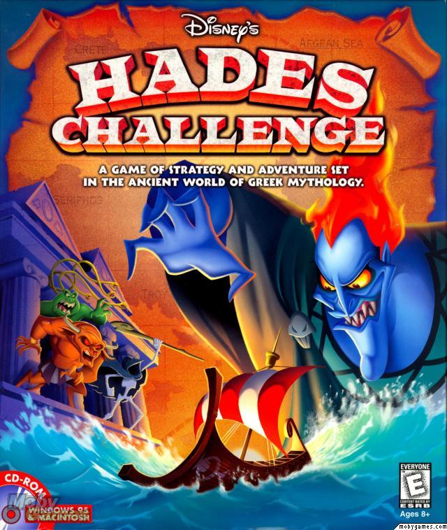 Hades Challenge Disney Wiki Fandom Powered By Wikia