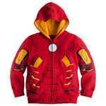 Iron Man Hoodie for Boys