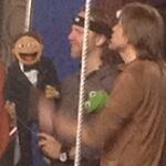 The muppets again los angeles filming 4