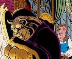 Beast Belle Marvel Cover 1