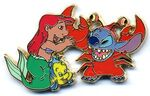 DisneyShopping.com - Lilo & Stitch in 'The Little Mermaid'