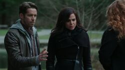 Once Upon a Time - 5x21 - Last Rites - Robin Regina