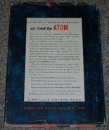 Our friend the atom back cover