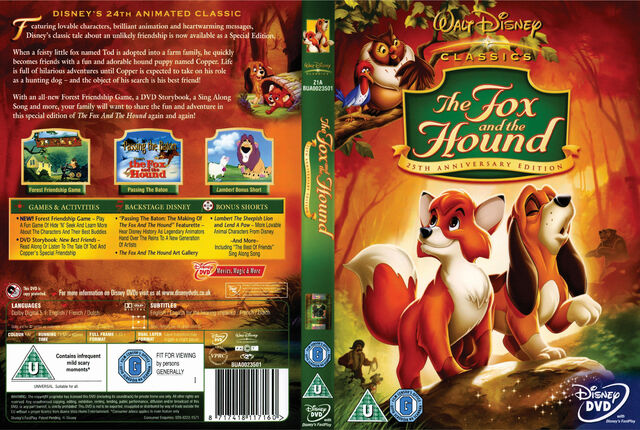 File:The Fox and the Hound SE 2007 UK DVD.jpg