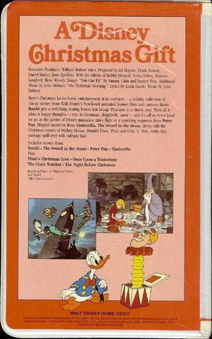 File:A Disney Christmas Gift Back.JPG