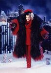 Cruella De Vil doll 1