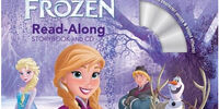 Frozen (Disney Read-Along)