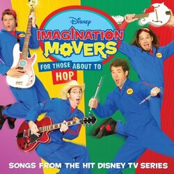 Imagination movers for those about to hop