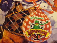 Muppet*Vision 3D Poster 4