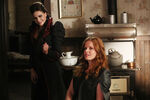 Once Upon a Time - 6x05 - Street Rats - Photography - Evil Queen and Zelena