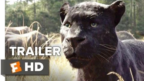 The Jungle Book Official Teaser Trailer 1 (2016) - Scarlett Johansson, Bill Murray Movie HD-0