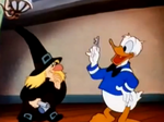 Witch-donald-key