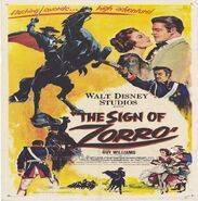 14. Sign of Zorro