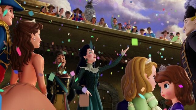 File:Elena and the Secret of Avalor cheering crowd.jpg