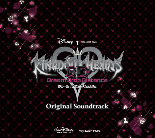File:Kingdom Hearts 3D Original Soundtrack Cover.png