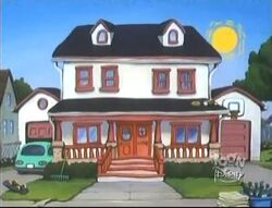 Pepper Ann's house