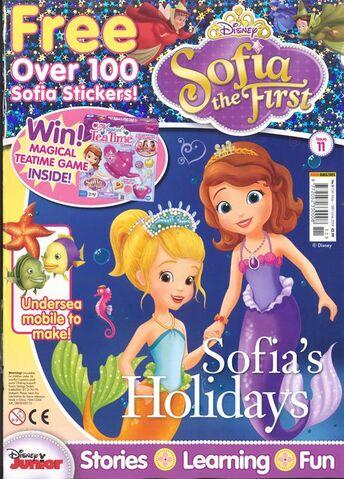File:Sofia the First Magazine 2.jpg