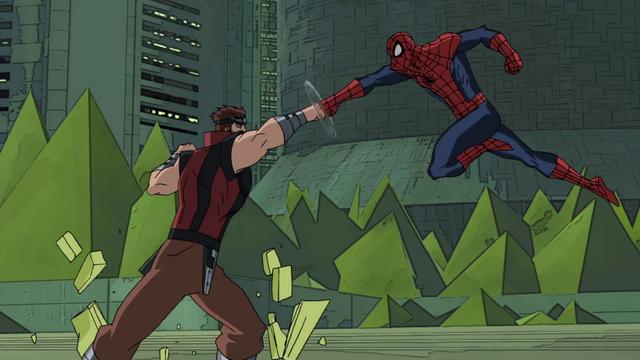 File:Gorgon vs Spiderman USMWW.png