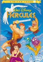 Hercules Limited Edition DVD