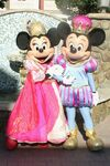 Prince Mickey and Princess Minnie - Halloween