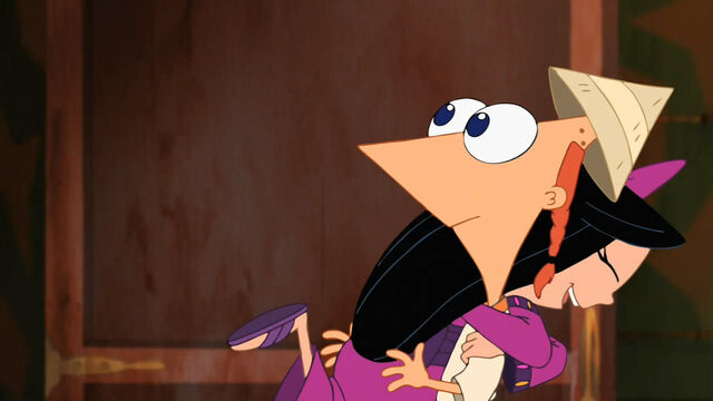 File:Princess Isabella hugging Phineas.jpg