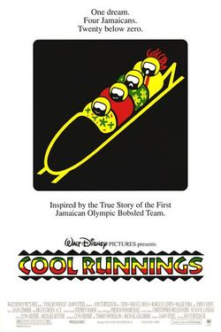 Cool Runnings Poster 2
