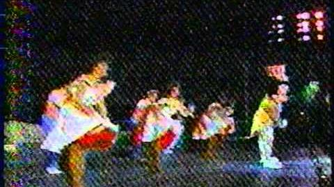 Disney World Shows 4th July Spectacular 1988 Part 1