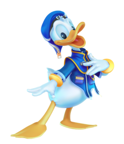 Donald Duck KHIII