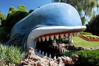 Monstro at Storybook Land Canal Boats