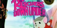 The Rescuers Down Under (Classic Storybook)