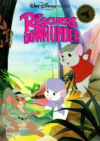 File:The rescuers down under classic storybook.jpg