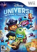 Disney Universe for Wii