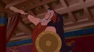 Hercules wearing Scar