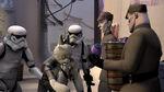 Imperials arrest a merhcant