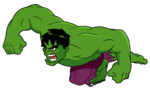 Mission Marvel - Hulk 2