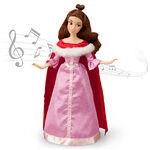 Belle singing doll