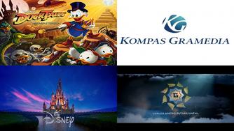 DuckTales Remastered Movie by Disney, Kompas Gramedia, and Garuda Sinergi Putaar Sinema