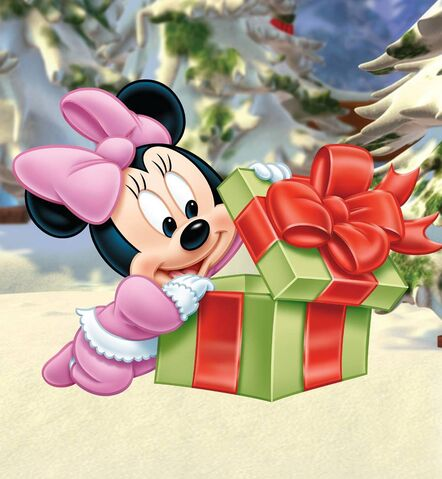 File:Baby Minnie Christmas Present.jpg