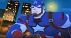 Captain America AUR 52