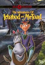 IchabodAndMrToad GoldCollection DVD