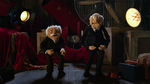Muppets Most Wanted extended cut 0.04.39 Statler and Waldorf