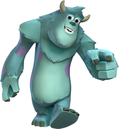 File:Disney INFINITY - Sulley.png